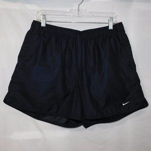 Vintage Nike Womens L 12-14 Activewear Shorts